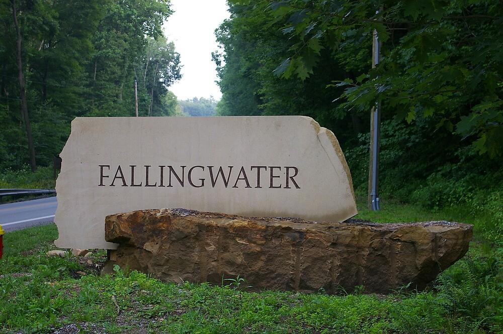 Falling Water, Pennsylvania by klziegler