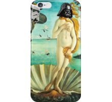 Birth of Vader iPhone Case/Skin