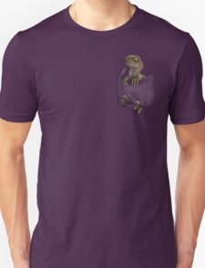 Pocket Protector - Clever Girl T-Shirt