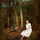 Hangin' Out in the Woods by Kory Trapane