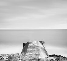 A Short Pier by PaulBradley