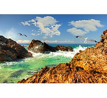 The wonder that is the sea Photographic Print
