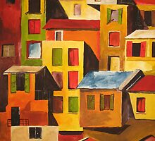Houses by roman480