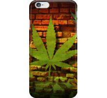 Ganja Leaf Collection iPhone Case/Skin
