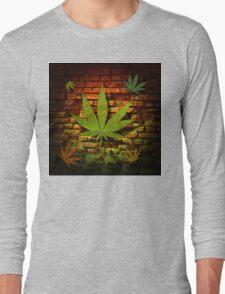 Ganja Leaf Collection Long Sleeve T-Shirt