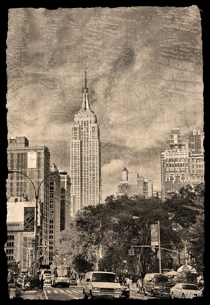 A New York State of Mind by Barbara Manis