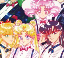 Tuxedo Sailor Senshi Sticker