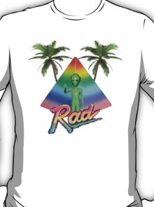 Rad Alien T-Shirt T-Shirt