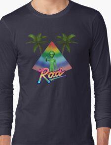 Rad Alien T-Shirt Long Sleeve T-Shirt
