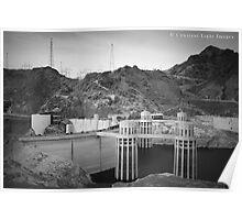 Hoover Dam. Poster