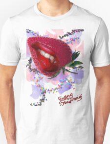 Eating Strawberries T-Shirt