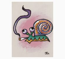 snail daze by jedidiah morley