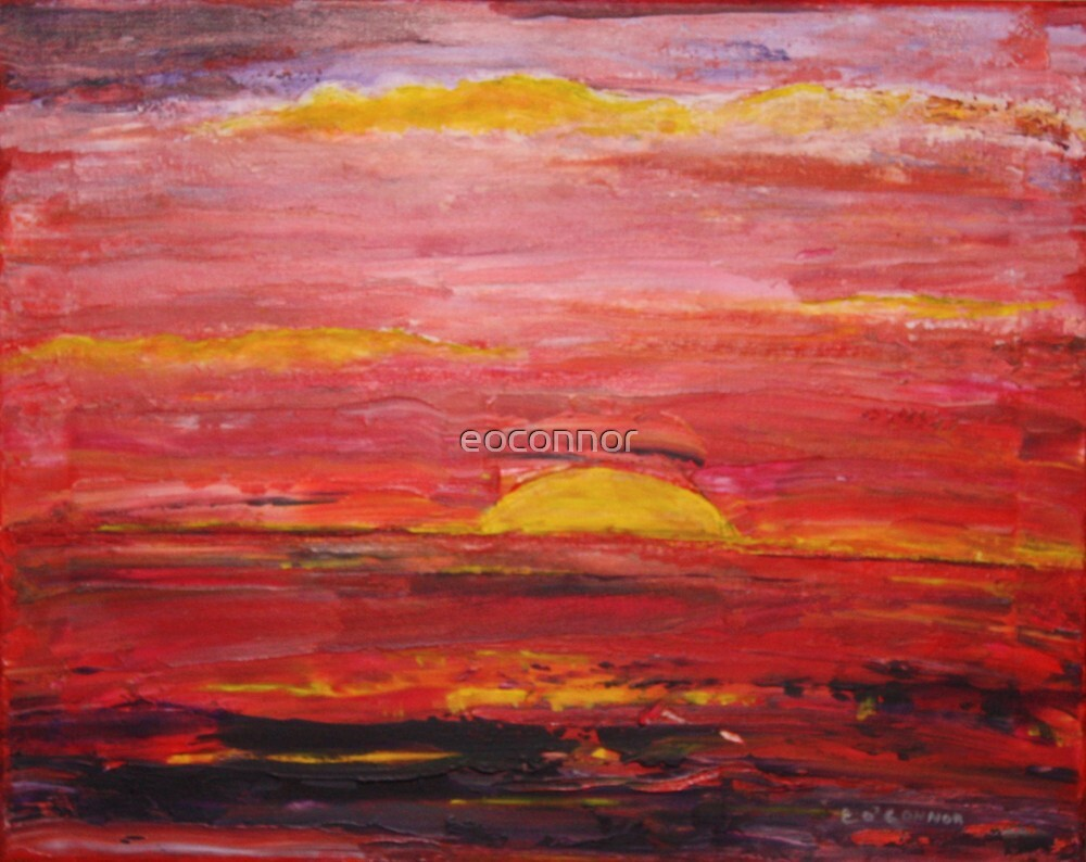 Heaven and earth Converge #2 by eoconnor
