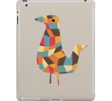 Harlequin Bird iPad Case/Skin