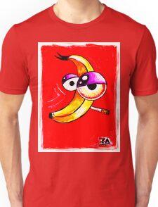 cool banana Unisex T-Shirt