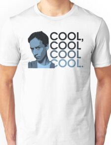 Abed - Cool, cool cool cool. Unisex T-Shirt