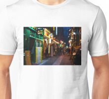 Impressions of Paris - Left Bank Dining Unisex T-Shirt