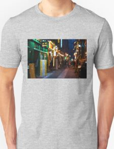 Impressions of Paris - Left Bank Dining Unisex T-Shirt