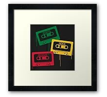 The Jamaica Collection Framed Print
