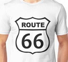 United States Route 66 Unisex T-Shirt