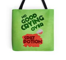 No Good Crying Over Spilt Potion Tote Bag