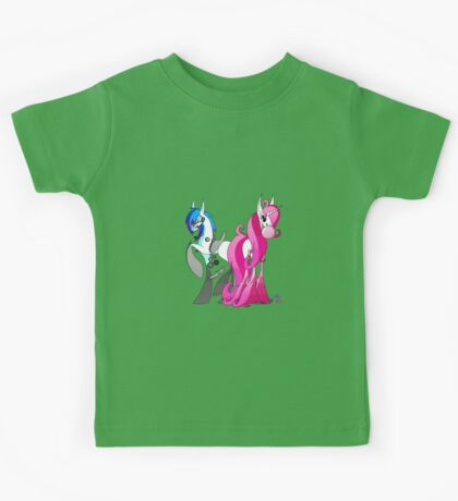 Steve the Steed and Poppy the Unicorn Kids Tee