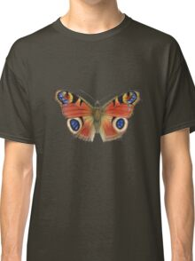 Peacock Butterfly (Inachis io) Classic T-Shirt