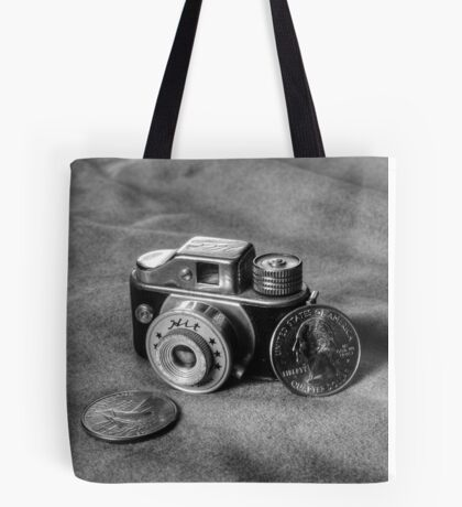 Not A 2 bit Camera Tote Bag