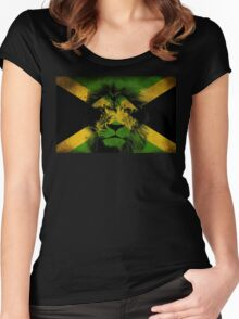 The Jamaica Collection Women's Fitted Scoop T-Shirt