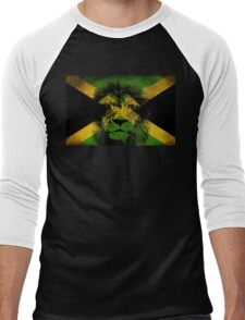 The Jamaica Collection Men's Baseball ¾ T-Shirt
