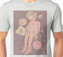 Space man. Unisex T-Shirt