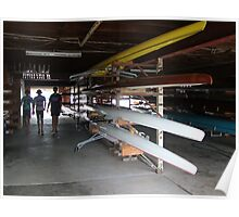 Manning River Rowing Club Poster