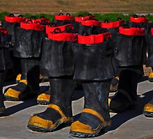 Fireman Boots by jphall
