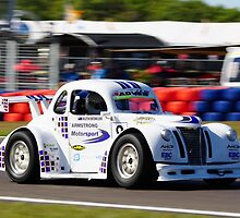 9 Bowler Aussie Racing Cars  by Christopher Houghton
