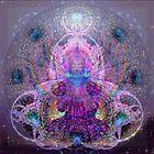 Buddha love vibration by Bill Brouard