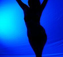 bathed in blue by Lenny La Rue, IPA