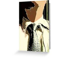 The Invisible Man 2 Greeting Card