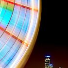 Sky wheel - melbourne by Lucas D'Arcy