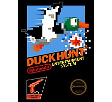 Duck Hunt NES Photographic Print