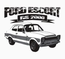 Ford Escort RS 2OOO Kids Clothes
