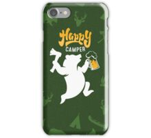 Happy Axe Camper iPhone Case/Skin