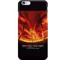 Fate/Stay Night UBW iPhone Case/Skin