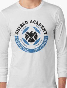 S.H.I.E.L.D. Academy Long Sleeve T-Shirt