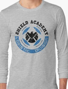S.H.I.E.L.D. Academy Long Sleeve T-Shirt