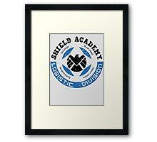 S.H.I.E.L.D. Academy Framed Print