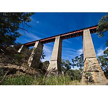 Historic Viaduct - Currency Creek Photographic Print