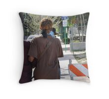 Arm In Arm ... Throw Pillow