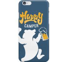 Happy Axe Camper iPhone Case/Skin