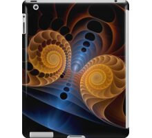 Original and creative computer-generated fractal artwork. iPad Case/Skin
