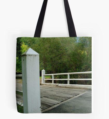 Black Diamond Track, Walhalla Tote Bag